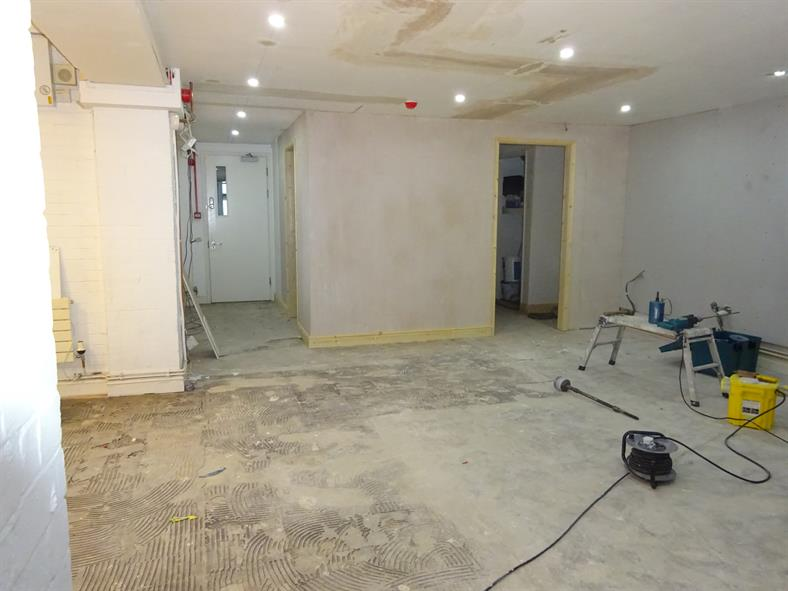 Office Refurbishment South Wales