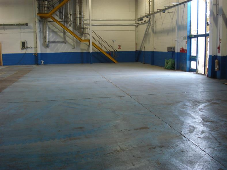 Resin Flooring South Wales